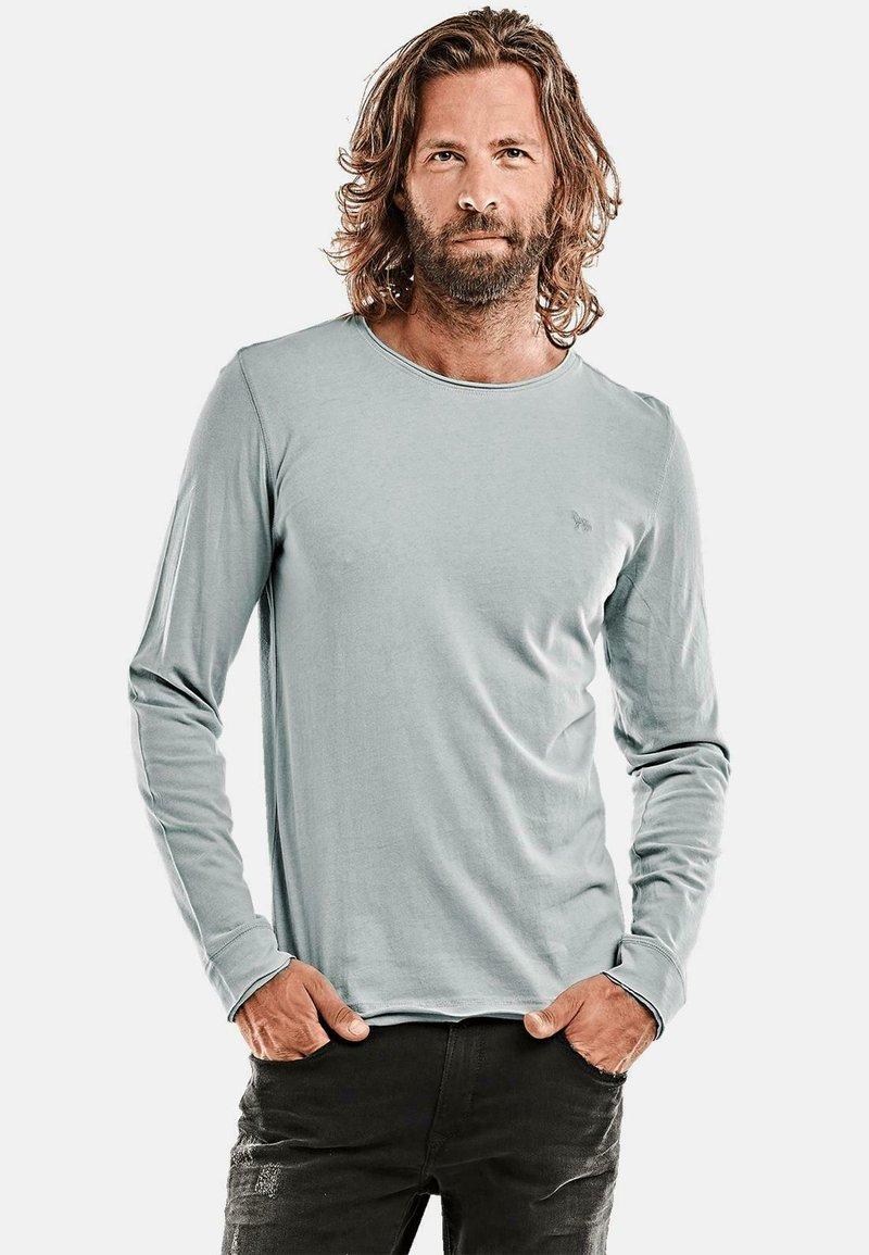 Emilio Adani - Long sleeved top - grey