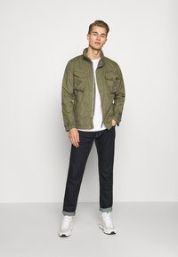 Schott - Summer jacket - khaki - 1