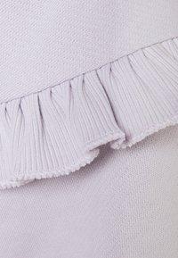 Bruuns Bazaar - RUBINE RIEA - Sweatshirt - soft lavender - 2