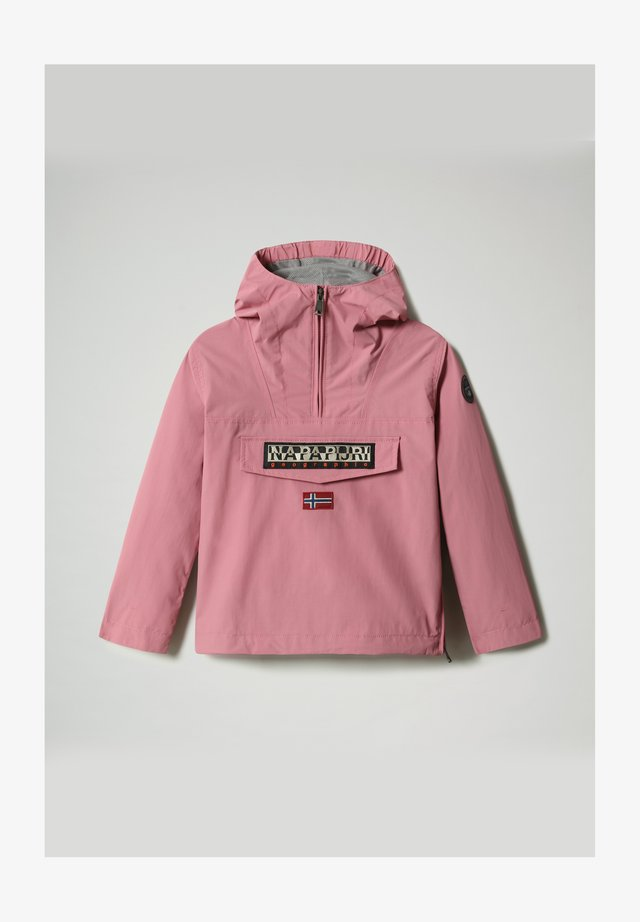 RAINFOREST SUMMER - Chaqueta de entretiempo - mesa rose
