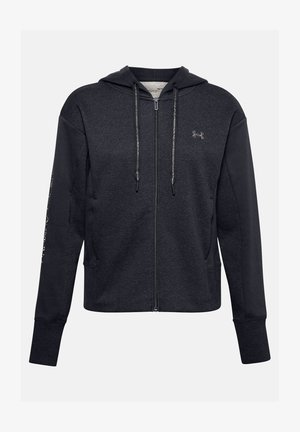 RIVAL - Zip-up hoodie - black medium heather