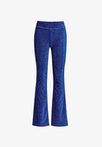 WE Fashion - Broek - dark blue - 0