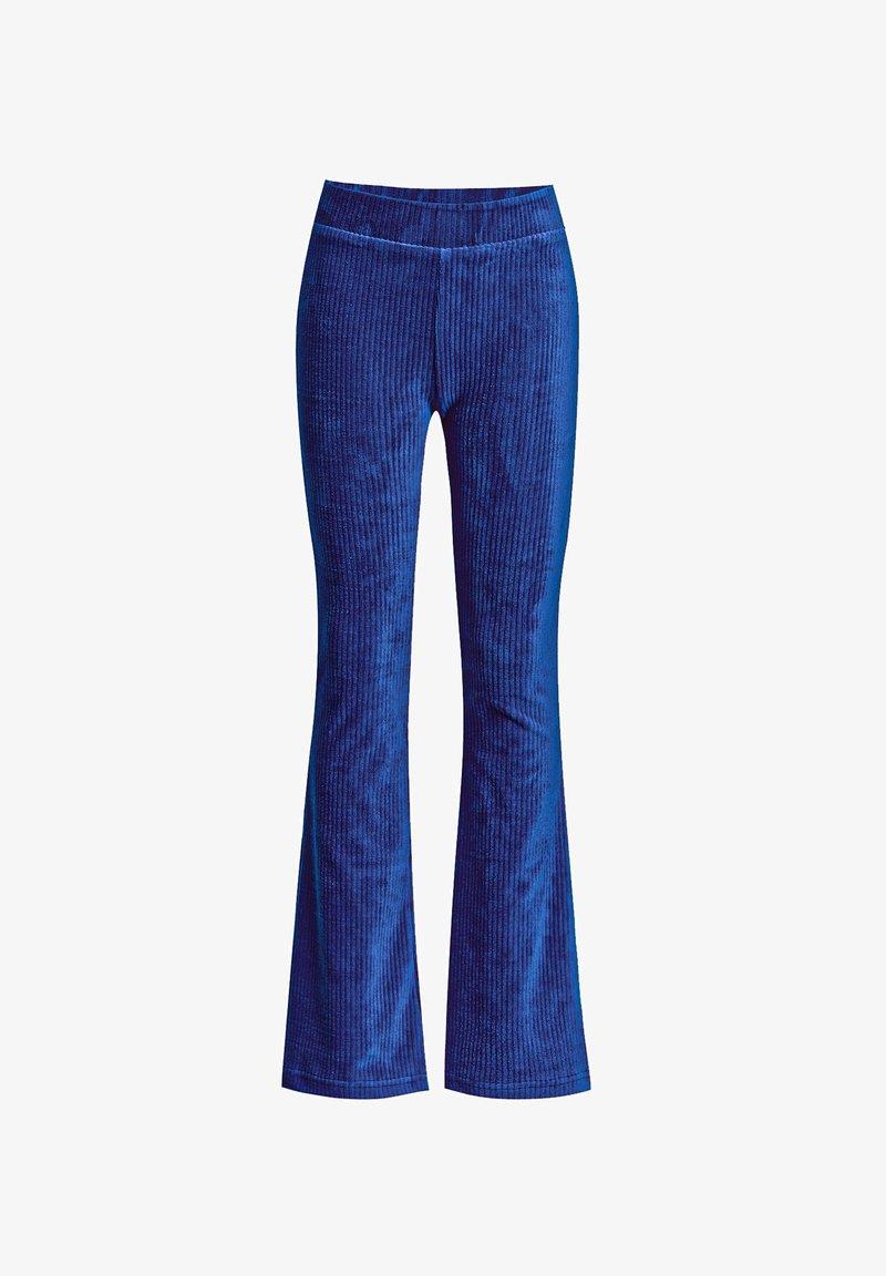 WE Fashion - Broek - dark blue