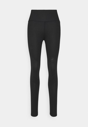 CRASHIANO WOMEN - Leggings - black