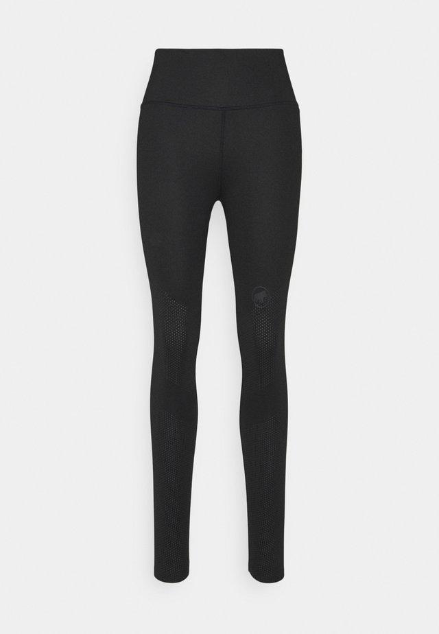 CRASHIANO WOMEN - Leggings - black