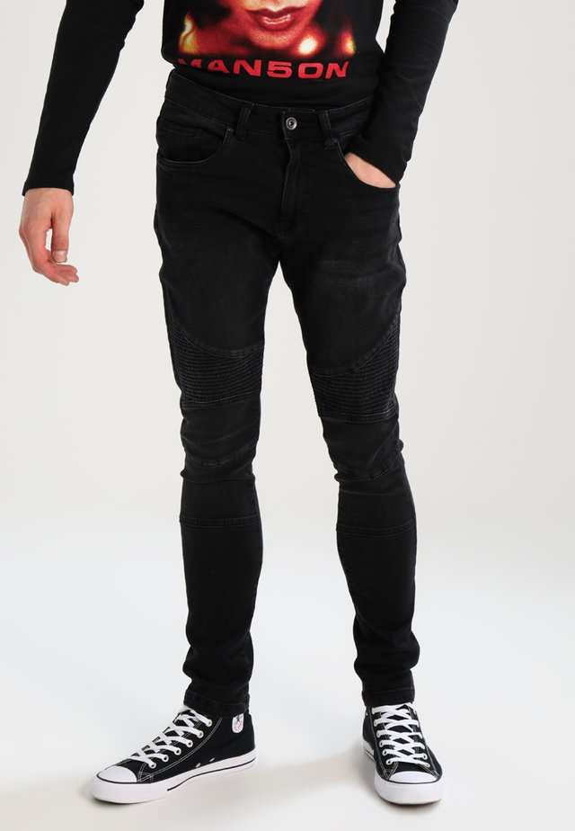 Jeans slim fit - black washed