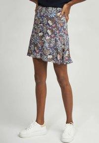 NAF NAF - A-line skirt - multicouleurs - 0