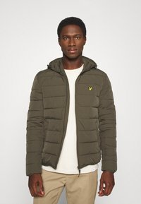Lyle & Scott - LIGHTWEIGHT JACKET - Välikausitakki - trek green - 0