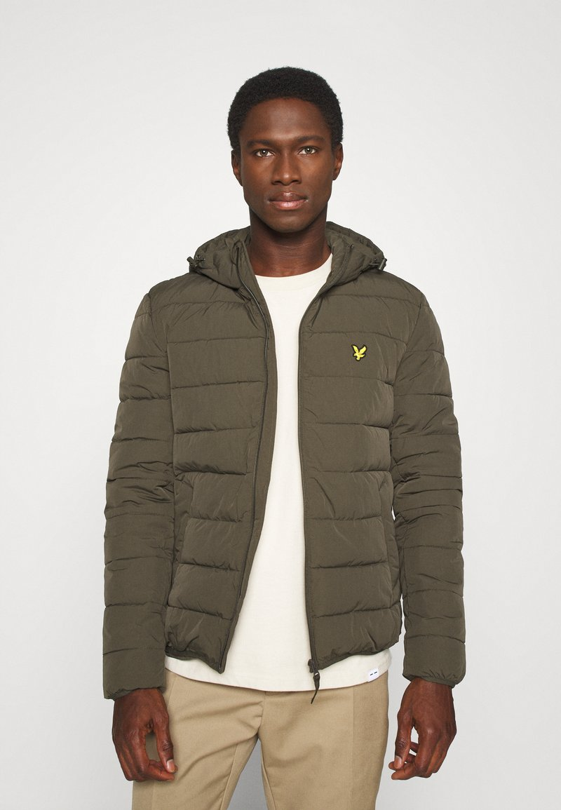 Lyle & Scott - LIGHTWEIGHT JACKET - Välikausitakki - trek green