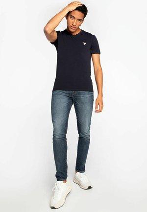 CORE TEE  - T-shirt basic - navy