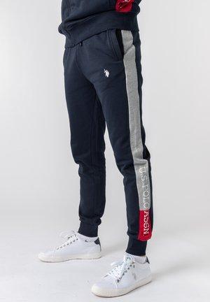 CLOONEY  - Spodnie treningowe - dark sapphire