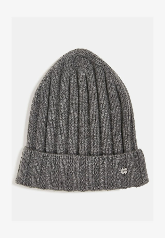 Beanie - medium grey