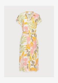 Saint Tropez - GABY DRESS - Shirt dress - birch botanic - 4