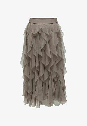 A-line skirt - antler