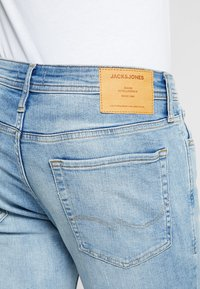 Jack & Jones - JJILIAM JJORIGINAL - Vaqueros pitillo - blue denim - 5