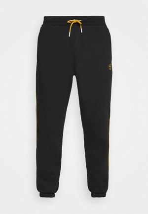 NASTI PANT - Tracksuit bottoms - anthracite/gold