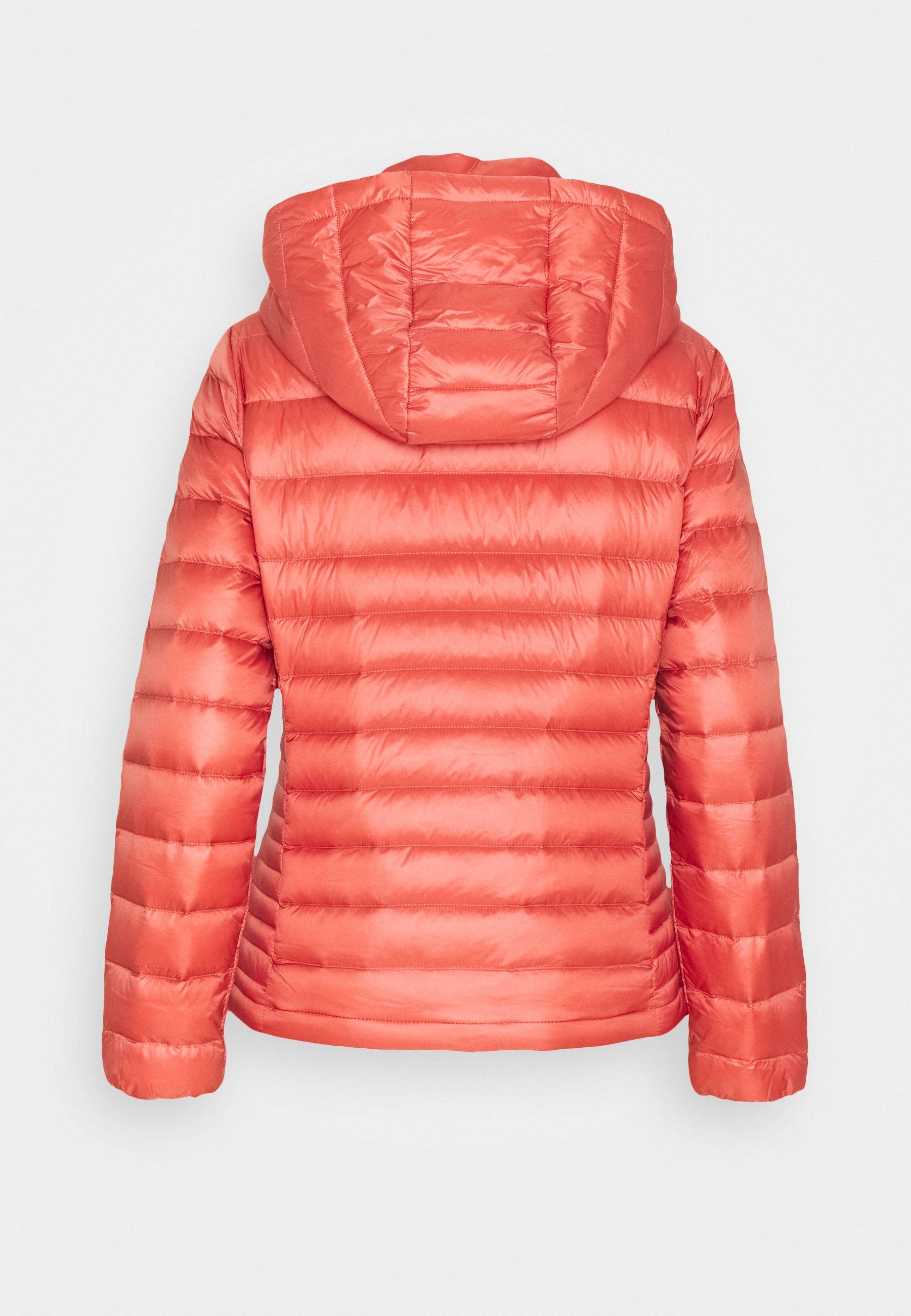 Calvin Klein ESSENTIAL JACKET - Chaqueta de plumas - antique pink hXAmv