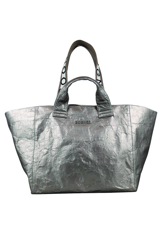 SERFAUS - Shopper - grey
