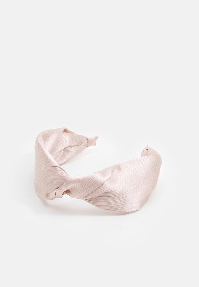 TWIST HAIR BAND - Hair Styling Accessory - pink
