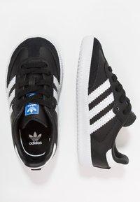 adidas Originals - SAMBA - Baskets basses - core black/footwear white - 0