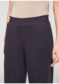 comma - Trousers - navy - 3