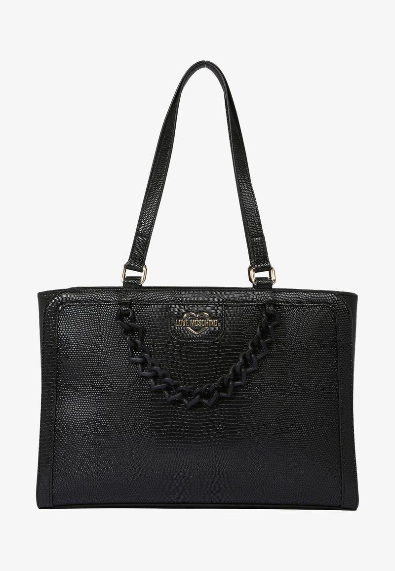 Love Moschino - Handbag - schwarz