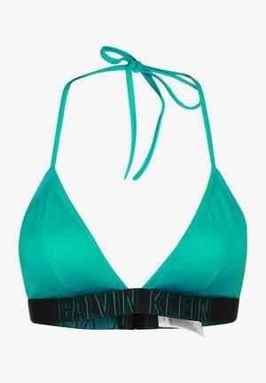 Bikini top - treasure green
