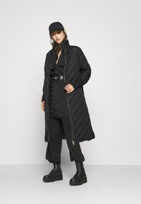 YAS - Down coat - black - 1