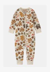 Lindex - CHESTNUT UNISEX - Pyjama - light beige - 0