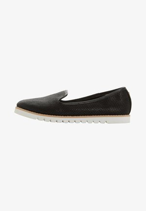 GALLEON - Loafers - black
