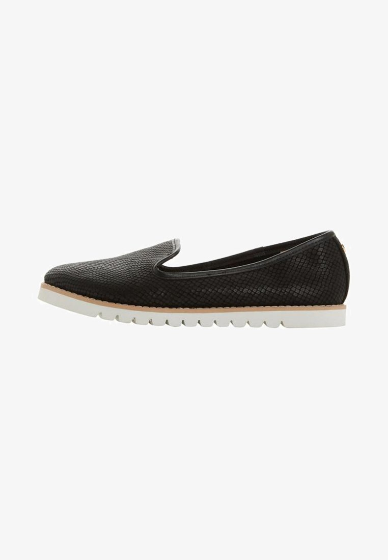 Dune London - GALLEON - Slip-ons - black