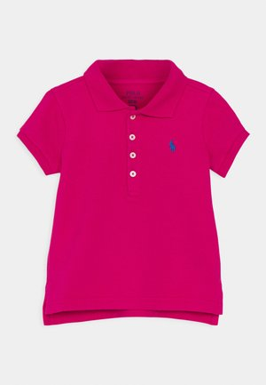Polo shirt - accent pink/colby blue