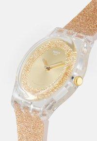 Swatch - Zegarek - gold-coloured - 3