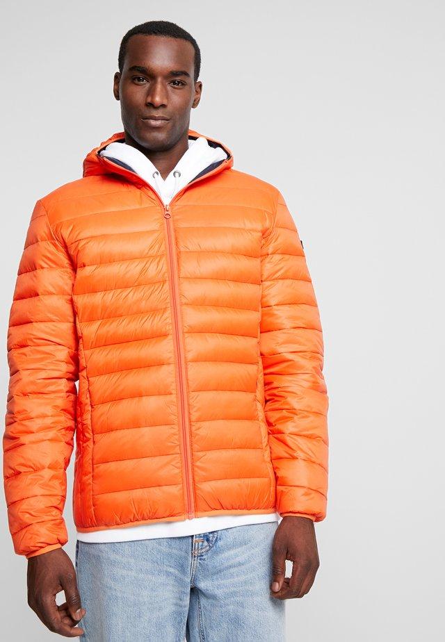 SILVERADO - Down jacket - orange