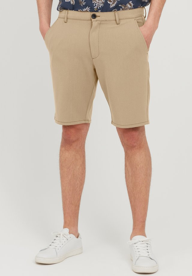 FREDERIC - Shorts - tobacco brown