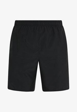 CHALLENGER SHORT - Korte sportsbukser - black/black/reflective silver