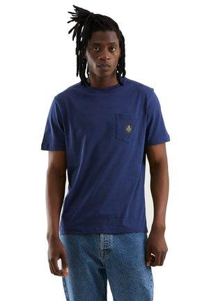 PIERCE PER UOMO - Basic T-shirt - blu medio