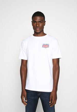 TIMBERLANE - T-shirt print - white