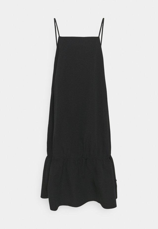 MONT - Denní šaty - black