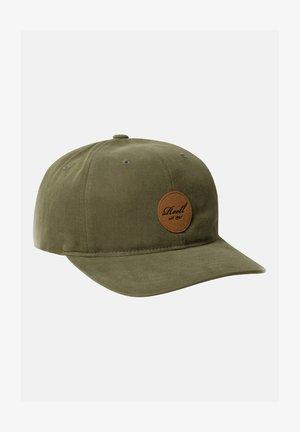 Cap - olive
