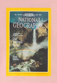 GAP - GIRLS NATIONAL GEOGRAPHIC - T-shirt print - misty rose - 2