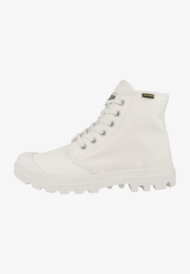 PAMPA HI ORIGINALE - Veterboots - star white