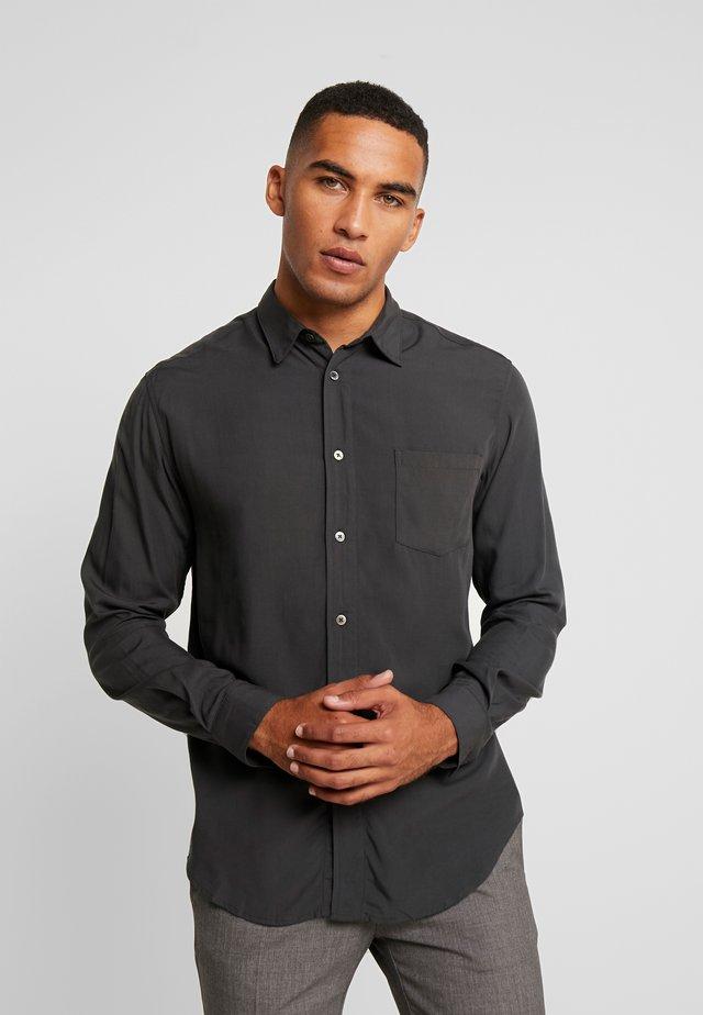 Skjorte - smokey black