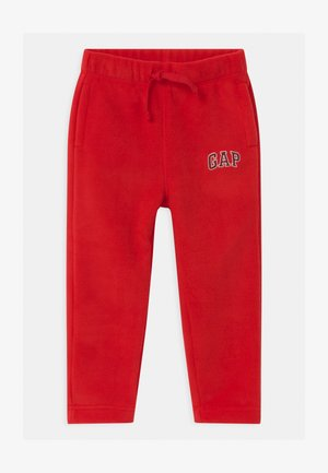 TODDLER BOY - Stoffhose - modern red