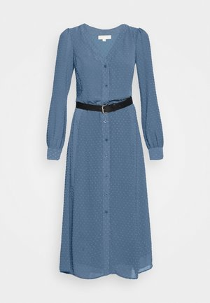 CRINKLE DOTS KATE - Vapaa-ajan mekko - blue