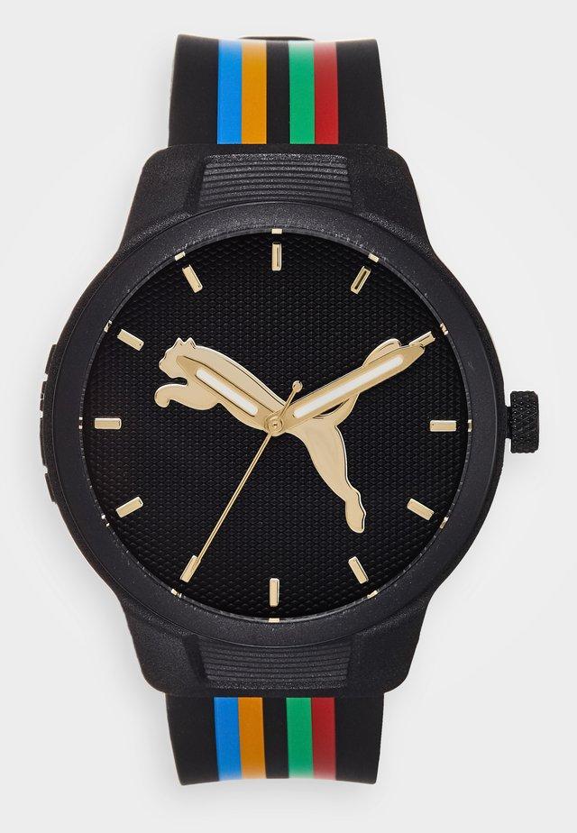 RESET V2 - Reloj - black/multi-coloured