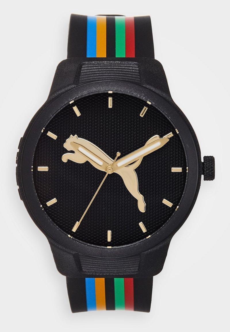 Puma - RESET V2 - Watch - black/multi-coloured
