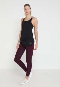 Even&Odd active - Top - black - 1