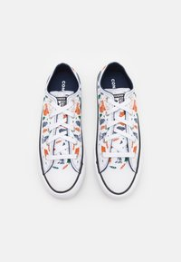 Converse - CHUCK TAYLOR ALL STAR UNISEX - Sneakers - white/midnight navy/black - 3