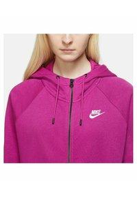 Nike Sportswear - Zip-up hoodie - lila - 4